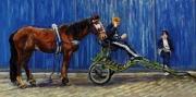 smithfield horses