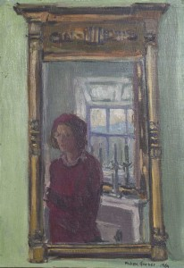 Philippa Bayliss - Self-Portrait