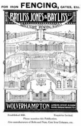 Bayliss, Jones & Bayliss Advertisement 1914
