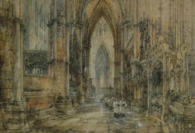 Sir Wyke Bayliss - Watercolourist